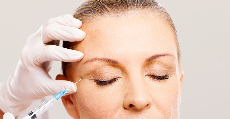 Oshawa Whitby and Greater Toronto Area Botox Cosmetic Eye Treatment
